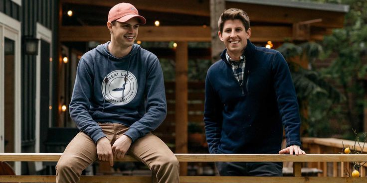 Great Lakes manufactures premium clothing and accessories inspired by northern living. Life is better at the lake | Minnesota Made