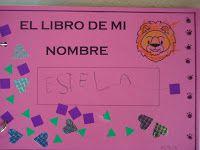 El nombre propio es el primer texto que un niño quiere reconocer (leer) y escribir. También se interesa por el nombre de sus padre...