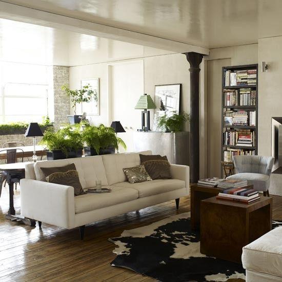 Open-plan living room | housetohome.co.uk