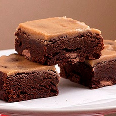 Mexican Brownies with Brown Sugar Glaze | Favorite Recipes | Pinterest