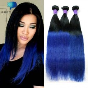 111 best hair images on pinterest waves body wave hair and plaits 7a brazilian ombre 1bblue good hair weave pmusecretfo Choice Image