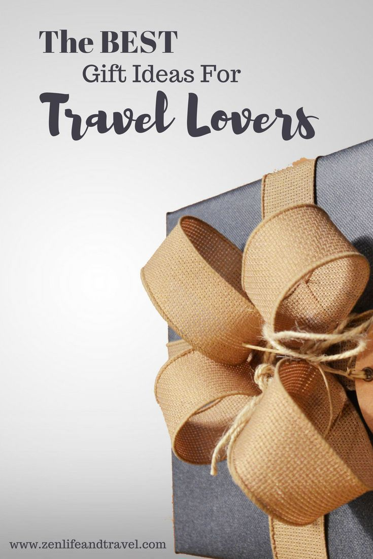 Here Are The BEST Gift Ideas For Travel Lovers Of All Ages Giftguide