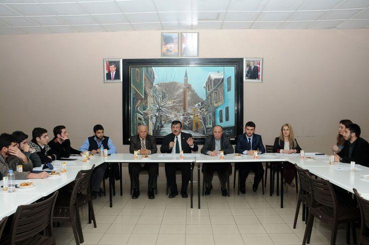 Gençlik Meclisi Başkanlığı'na Erdoğan seçildi