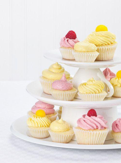 Gâteau à la vanille pour mini cupcakes Recettes   Ricardo