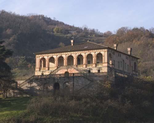 Villa dei Vescovi, Colli Euganei