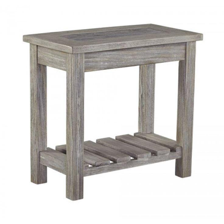Veldar Chairside End Table