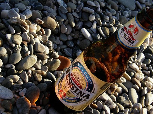 Birra Messina... un tempo orgoglio della Città di Messina...