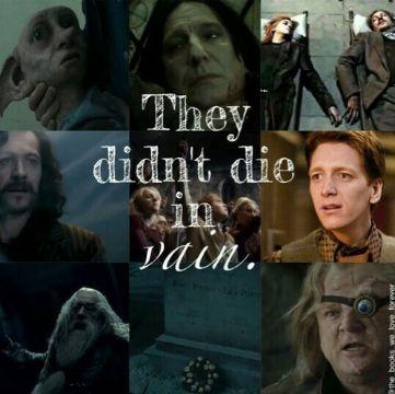 Frases y curiosidades de Harry Potter que te hacen llorar o reir (con imagenes bonitas) - Frase 43 - Wattpad