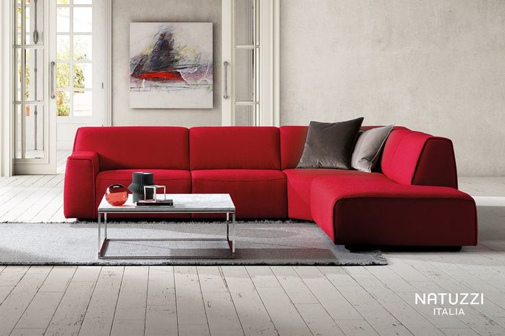With a pleasant modern design inspired urban style, Forma by Claudio Bellini adds a touch of style even in small spaces. @natuzzi #ItalianDesignerFurnature