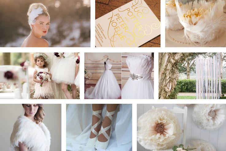 Elegant Purple Wedding At Black Swan Lake: 1000+ Ideas About Swan Lake Wedding On Pinterest