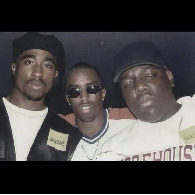 Tupac And Biggie  gone to soon