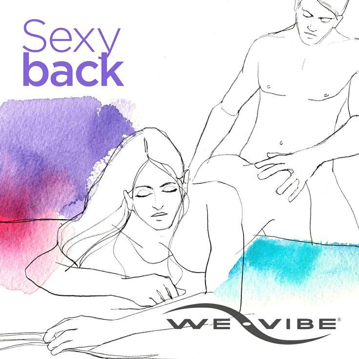 Sexy back, option 2.