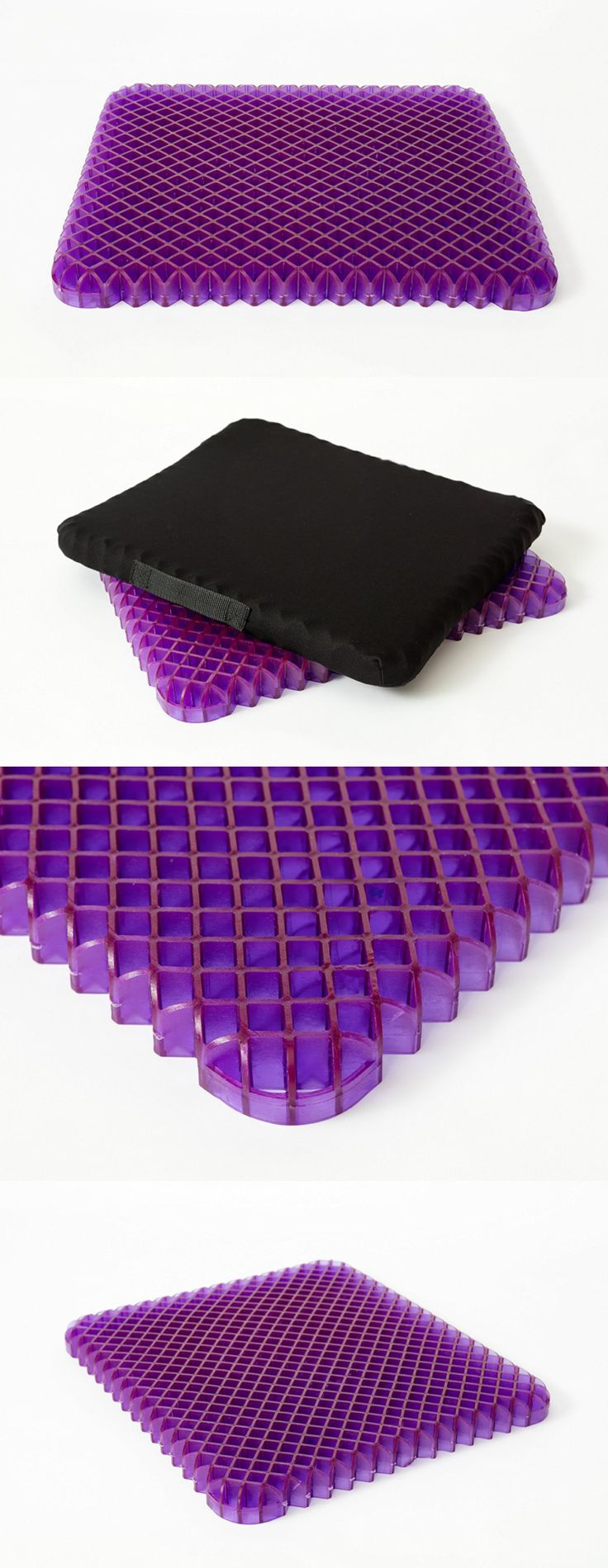 Garden Kneelers Pads and Seats 75669: The Simply Purple No-Pressure Seat Cushion -> BUY IT NOW ONLY: $67.58 on eBay!