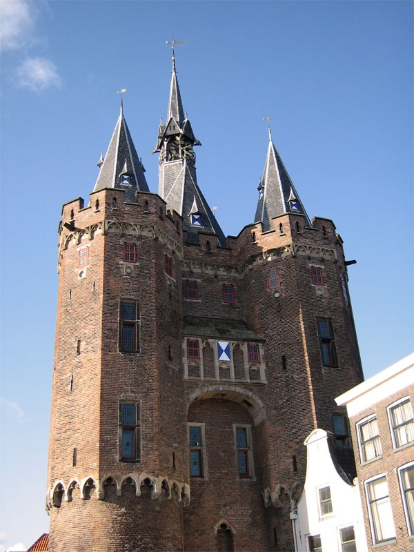 De Sassenpoort in Zwolle