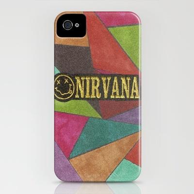 nirvana phone case