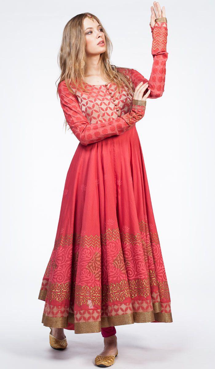Панджаби красное с золотой вышивкой, сальвар камиз,национальная индийская одежда, одежда из Индии, Punjabi, salwar kameez, indian clothes, India. 25 700 рублей