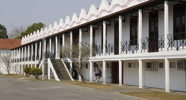Ilha das Flores: antiga hospedaria de imigrantes em São Gonçalo é aberta a visitas. Pessoas de todos os cantos do mundo passaram pelo espaço entre o fim do século XIX e o ano de 1966.