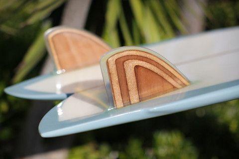 poggie keels by almond surfboards