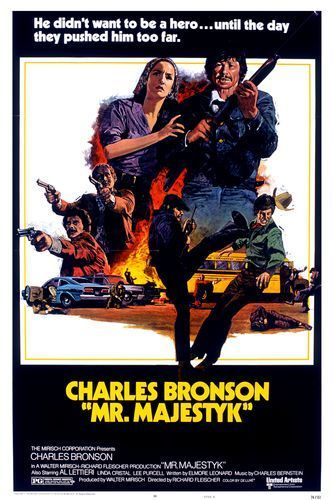Directed by Richard Fleischer.  With Charles Bronson, Linda Cristal, Al Lettieri, Lee Purcell. A melon farmer battles organized crime and a hit man who wants to kill him.