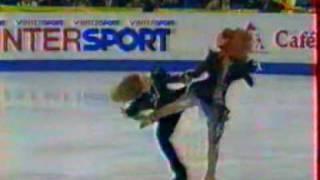 Marina Anissina - Gwendal Peizerat-2000 Worlds FD (Καλλιτεχνικό Πατινάζ), via YouTube.