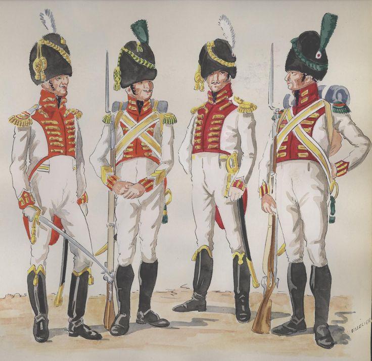 Velites de la Garde 1812-13