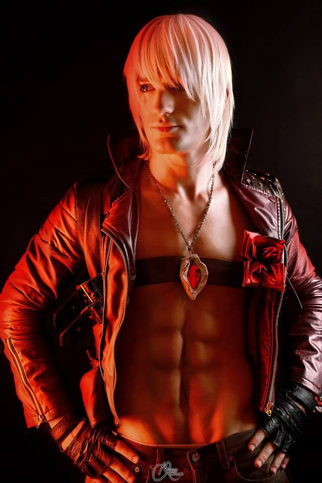 Dante - Devil May Cry 3 #Cosplay