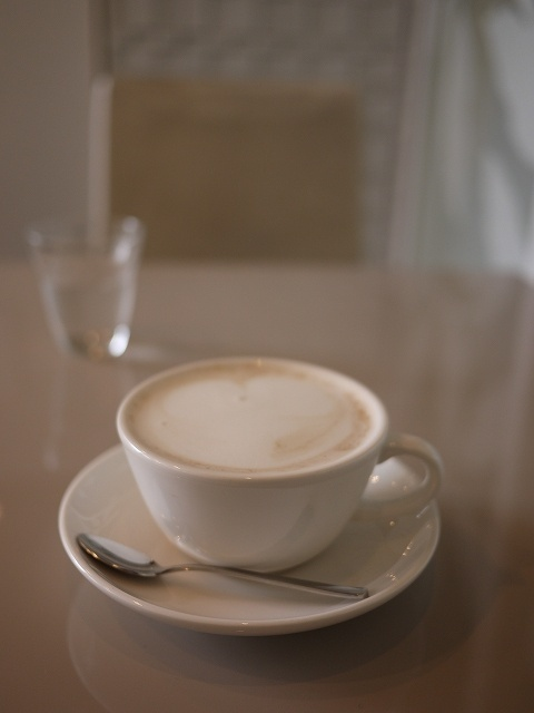{ 新橋朝カフェ巡り #7 } time cafe