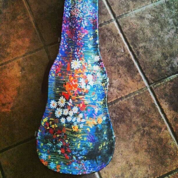 decorated violin case - Google Search