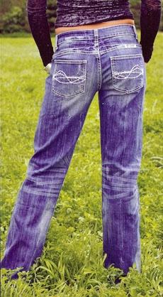 I like these cowgirl tuff jeans