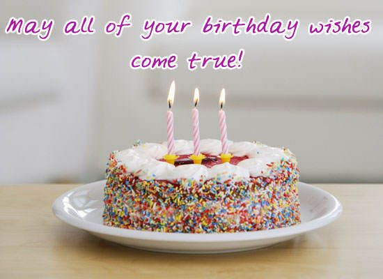 246 Best Happy Birthday Cake And Cupcake Images On Pinterest Happy Birthday Wishes For Wall