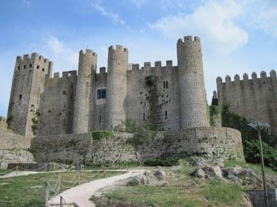 Forteresse au Portugal. Braga