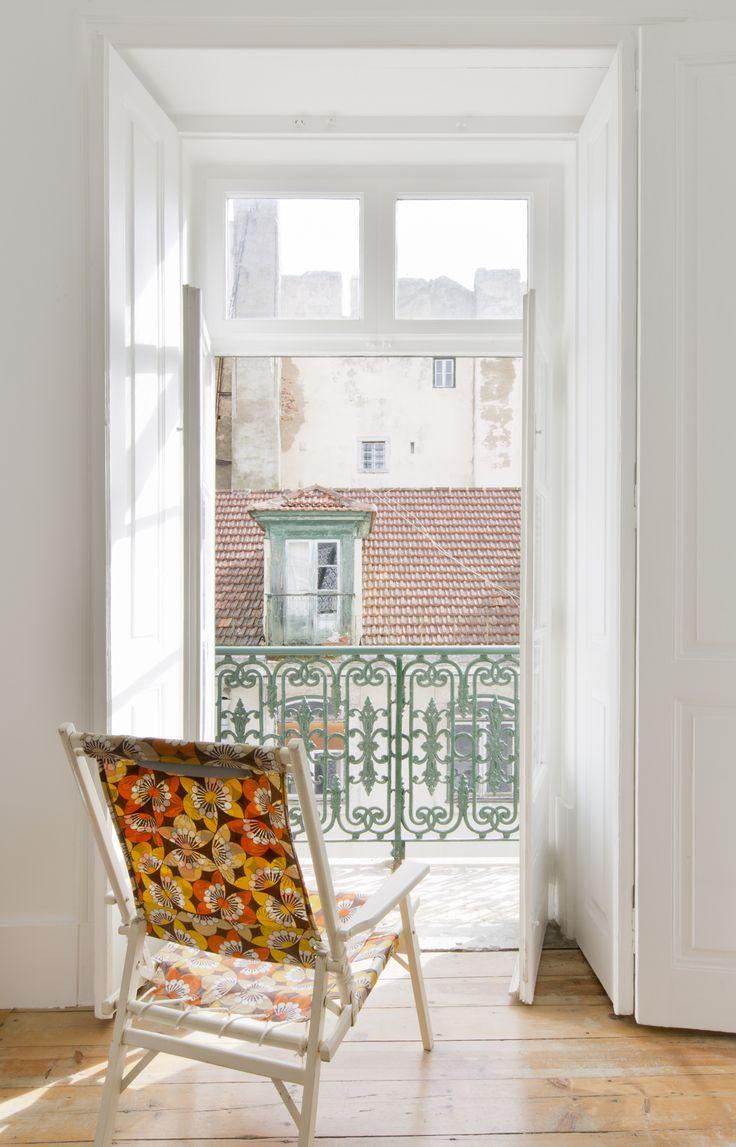 Baixa House   Serviced Apartments Rent In Lisbon ::: Fourth Floor