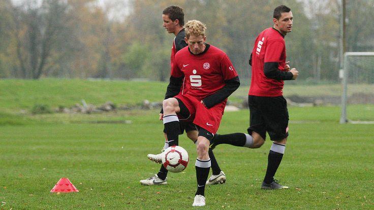 Auch in der Saisonvorbereitung die Ausdauer vornehmlich mit Ball schulen! © Klaus Schwarten