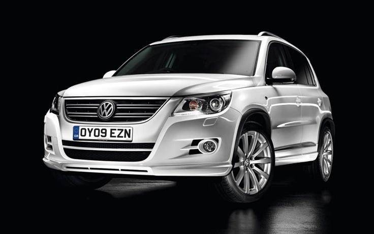 Volkswagen Adds Tiguan R Line Ranks in Europe - WOT on Motor Trend