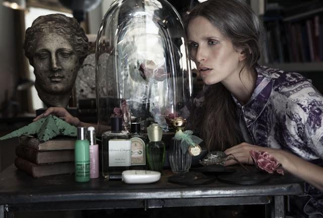 Rydeng`s blog. Styling: Nearholm & Rydeng Photograph: Ole Musken Model Henrietta @ heartbreak