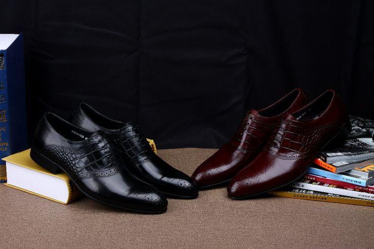 Роскошный Камень зернистой коричневый загар/черный Мужские оксфорд обувь свадебная обувь из натуральной кожи мужские деловые туфли мужские туфли
