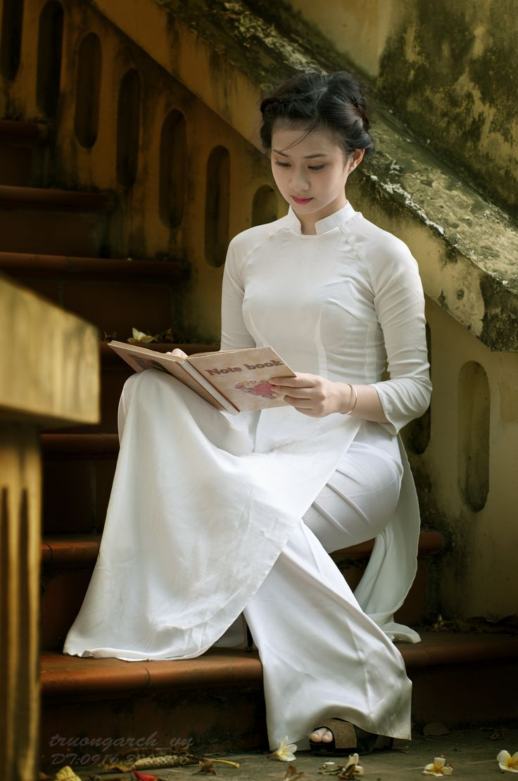 17 Best Images About Ao Dai Traditional Vietnamese Dress