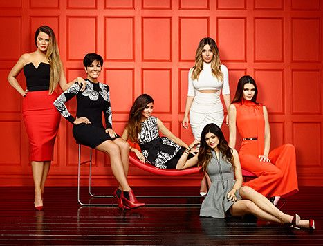 When I am in the mood for some good trashy reality tv Keeping Up with the Kardashians never fails.