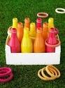 Joc per a nens amb materials reciclats