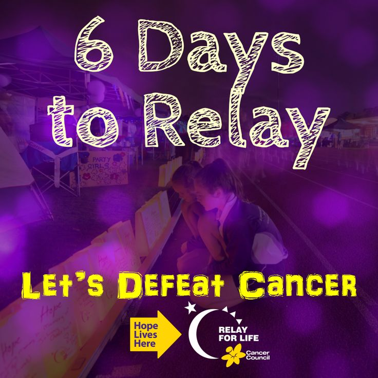 6 Days to Relay