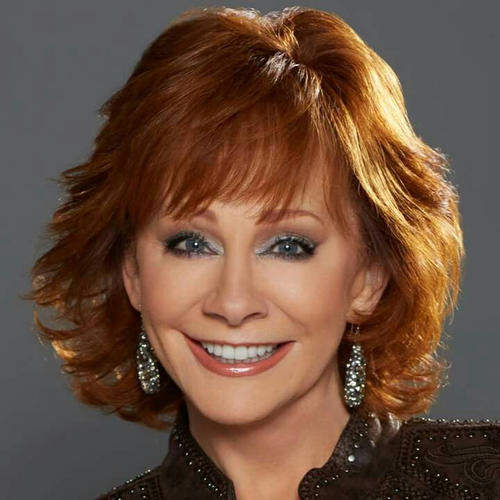 Reba mcentire favorite country singer and actress and model and songwriter