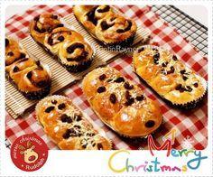 Cara Membentuk Cinnamon roll+roti Kepang step by step+Foto ^^