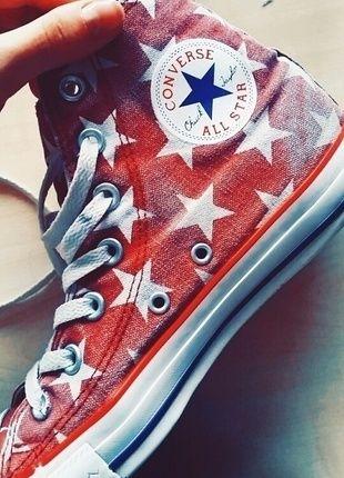 Kup mój przedmiot na #vintedpl http://www.vinted.pl/damskie-obuwie/obuwie-sportowe/10832134-conversy-39-bordowe-trampki-zadbane
