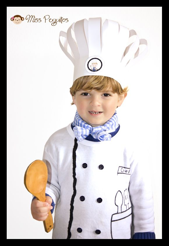 best 25 chef costume ideas on pinterest paper chef hats kids chef hats and paper hat diy. Black Bedroom Furniture Sets. Home Design Ideas