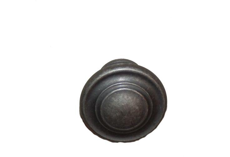 Pewter Knob | Memory Lane | 34mm $7.90