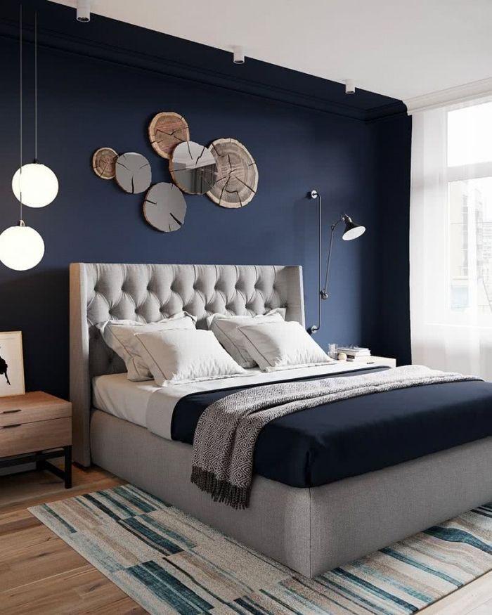 Quelle Couleur Pour Une Chambre Decoration Chambre Bleue Deco Chambre Taupe Couleur Chambre