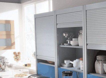 19 best images about mueble persiana en la cocina on - Persianas para cocina ...