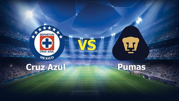 Ver Cruz Azul vs Pumas en vivo Online