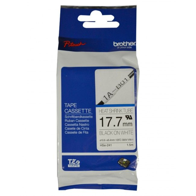 17.7mm Brother Heat Shrink Tube Cartridge