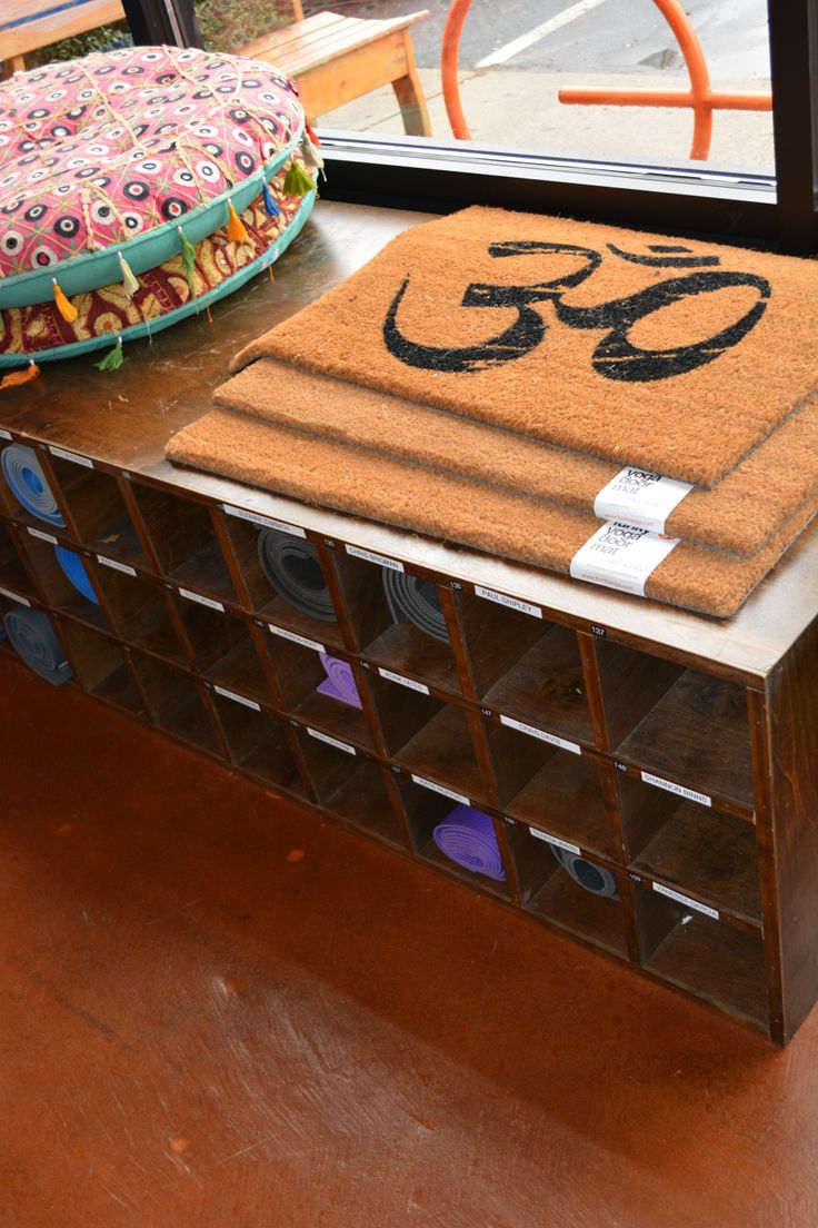 1000 Images About Yoga Mat Storage On Pinterest Mail